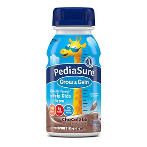 Pediasure 8oz Btl Chocolate 24/cs 53587