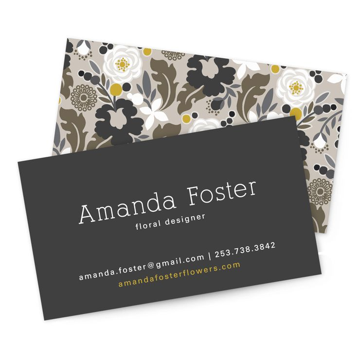 520 best Business Cards images on Pinterest | Business card design ...