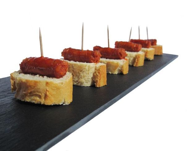 Platos de Pizarra y bandejas de Pizarra para restaurantes y hogares | Plato Pizarra