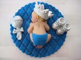 Google Bilder-resultat for http://weddcake.com/images/22343-boy-prince-baby-shower-first-birthday-fondant-boy-cake-topper-baptism.jpg
