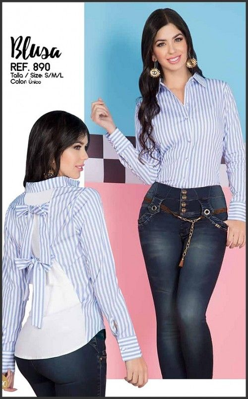90caf0fa8cd Jeans Colombiano Levantacola Original - 1890
