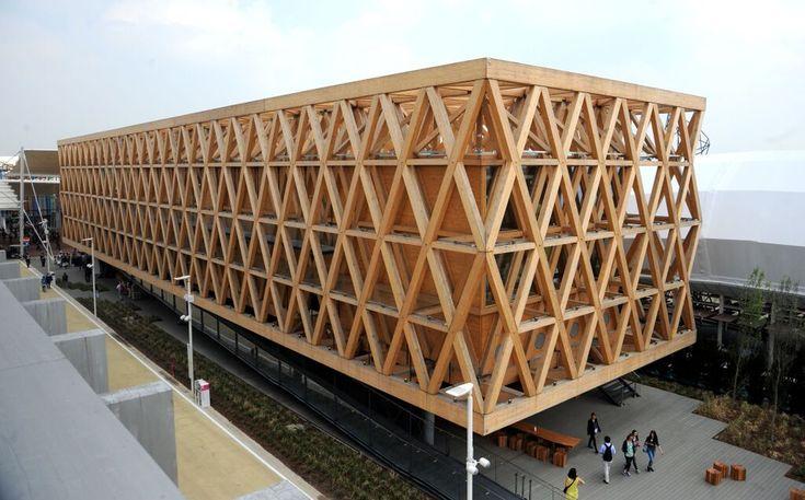 #Chile #Pavilion #Expo2015