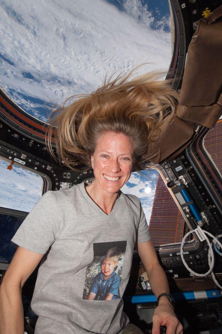 Space Momma - astronaut and mother Karen Nyberg ImaGeo | DiscoverMagazine.com