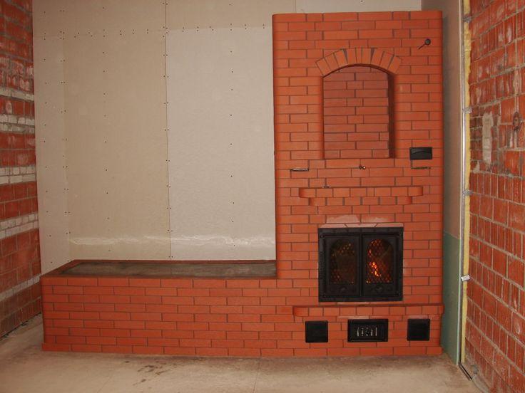 Soba camin cu lejanca fireplace pinterest for Alternative fireplaces