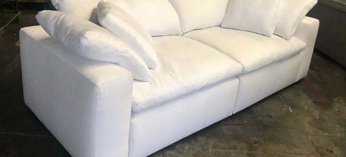Restoration Hardware Cloud Modular Sofa Replica Made In Usa