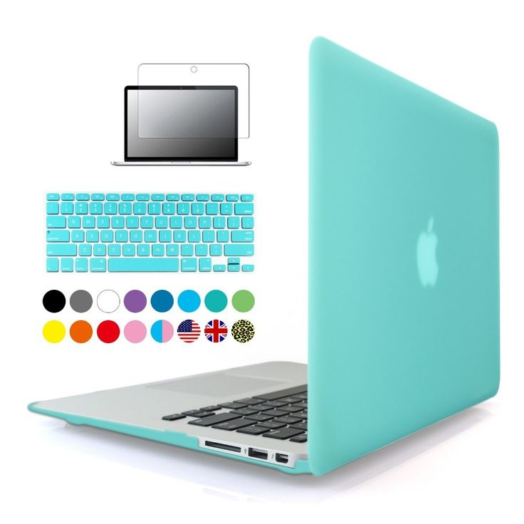 Crystal Clear hard Cover Case For Macbook Air 11 13 Pro 13 15 Retina 12 13 15 inch Laptop bag for Mac Book pro 13 case