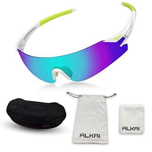 Polarized Sunglasses Blue Len Men Outdoor Sports Aviator Driving Cycling Fishing #ALKAI