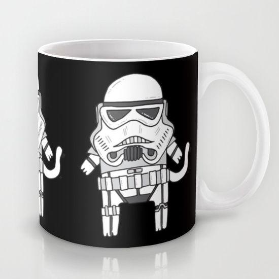 Cat Trooper Mug