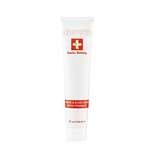 Bruise and Scar Cream with Vitamin K