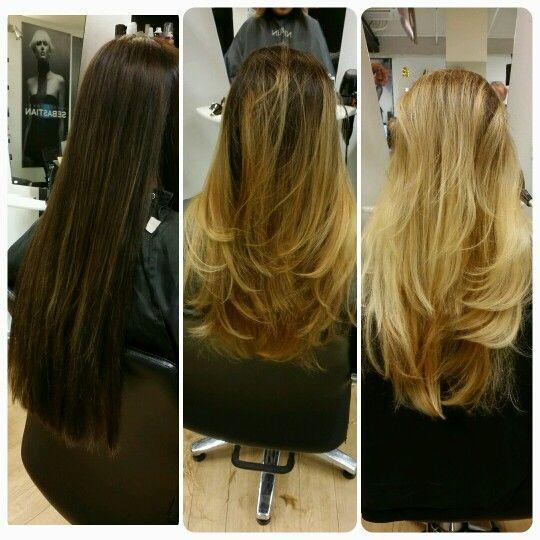 #bayalage #expert #level  #frisør I #kristiansand #norway #norge #best #hår #fashion #follow #me #haircut #wella #Sebastian #sp #like #TagsForLikes