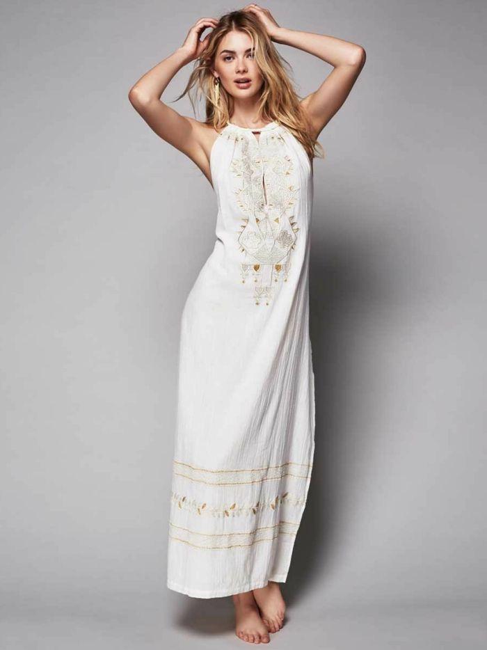▷ 1001 + ideas de vestidos ibicencos que te van a encantar | boda