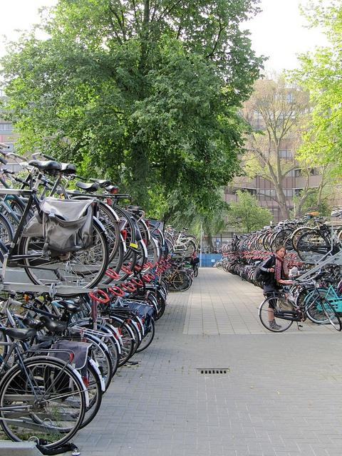 Parking - Utrecht, Netherlands