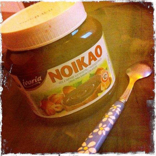 #Nutella de crise !  Et bien pas si dégueu; ça s'est bien amélioré ^^