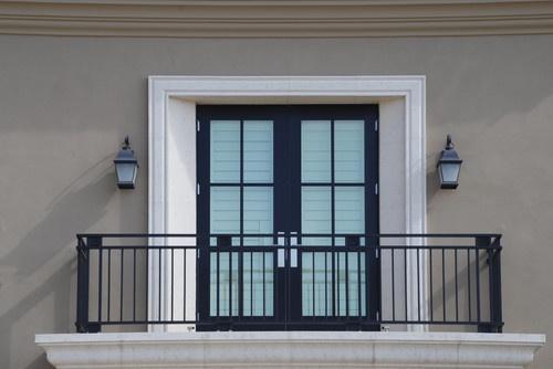 Balcony Railing contemporary exterior