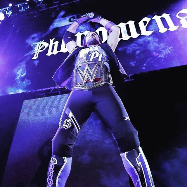 17 Best Ideas About Aj Styles On Pinterest