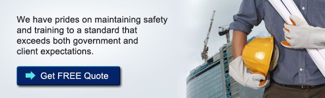 We are going to give you an experienced site safety manager on an impermanent time for your construction site or perhaps production operation anywhere in the United States. Work with our safety manager for as long as you may want, after that at any time your project is accomplish, you will have the choice to discharge them, or perhaps shift them to some other project.