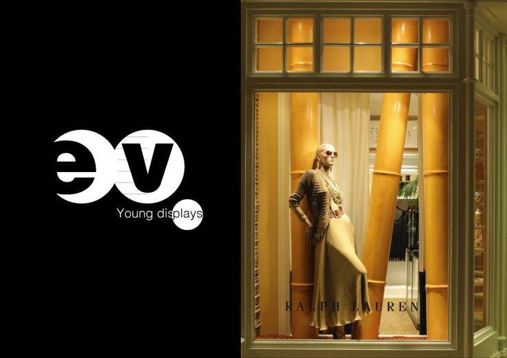 EV young Displays