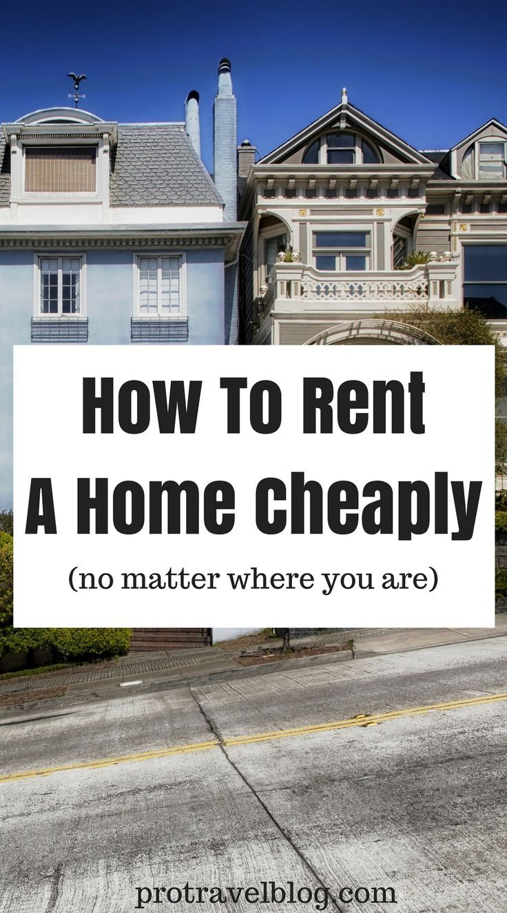 Going on vacation and need a rental home for cheap? Here are 10 tips to rent a home cheaply no matter where you go in the world!
