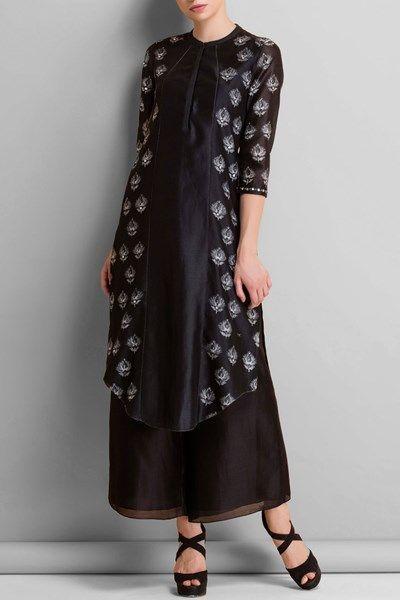 AM PM indian designer online printed tunic