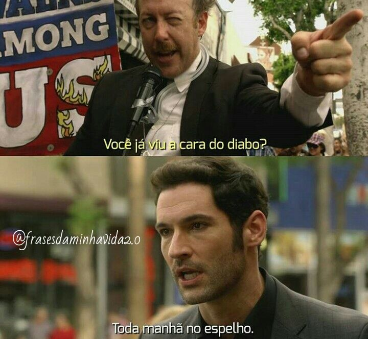 24 Best Lucifer Images On Pinterest: Lúcifer Irônico