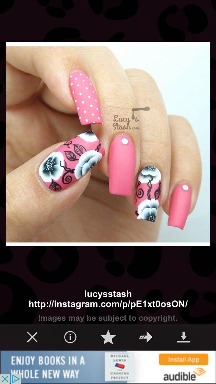 34 besten Nails Bilder auf Pinterest   Nagelkunst, Nagelideen und ...