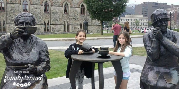 Things to do in Ottawa with Kids