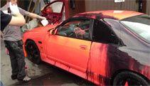 Video: Epic Heat Sensitive Paint Job