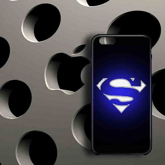 new 2015 edition super hero blue Superman iphone 4/4s by abayuda99