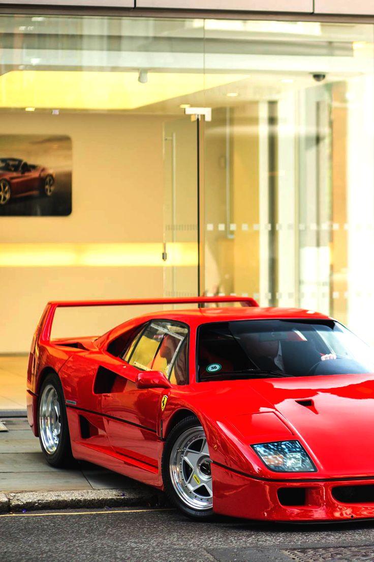 Ferrari F40                                                                                                                                                                                 Mais
