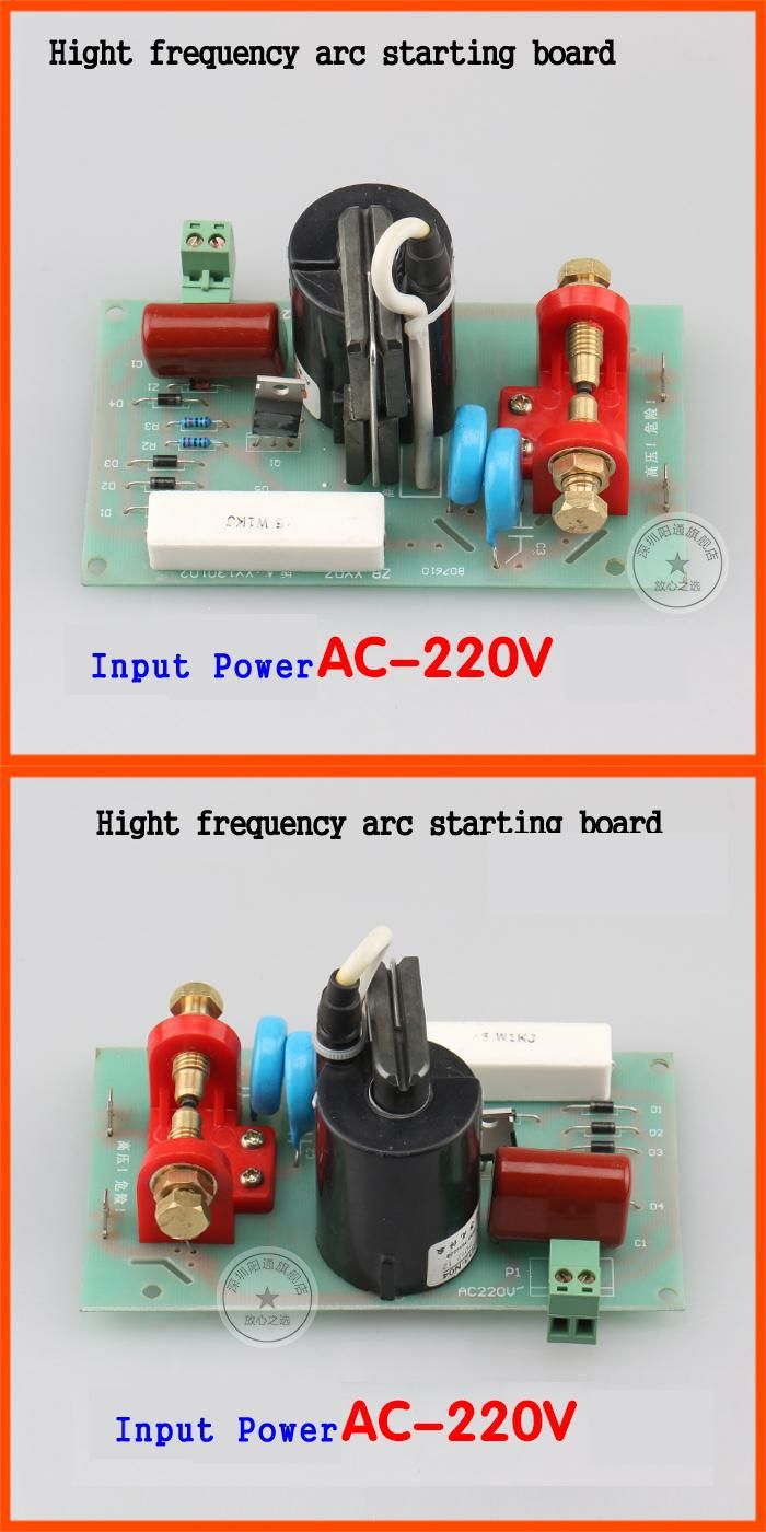 [Visit to Buy] AC220V AC input frequency arc plasma welding retrofit replacement board to play poker ignition panels #Advertisement