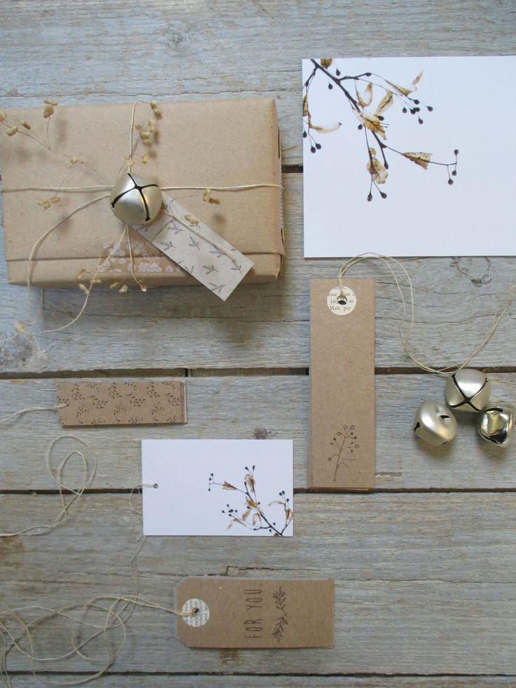 Natural gift wrap.