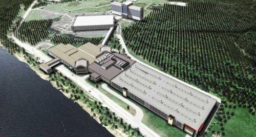 Horseshoe Southern Indianas casino is moving onto dry land