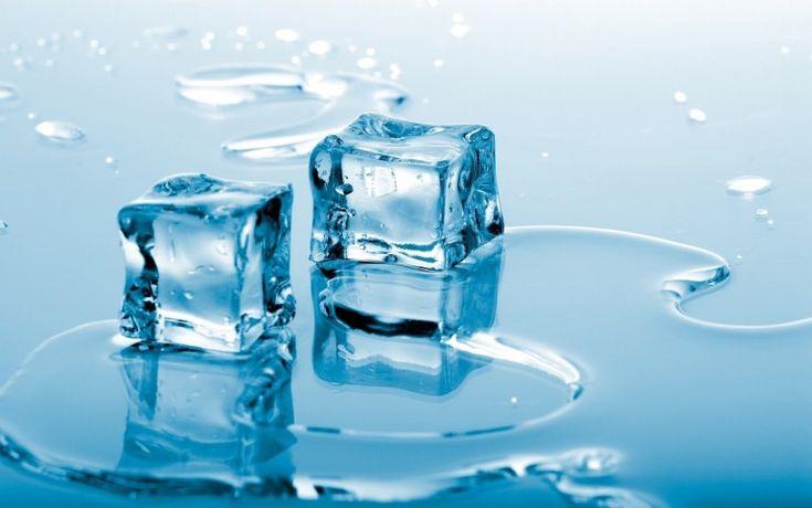 Przeźroczyste kostki lodu. - XMOON.PL