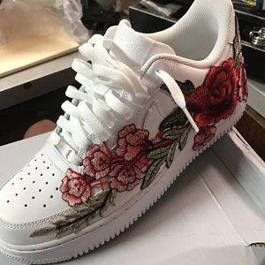 a3c04328bf59df Custom Shoes Nike Air Force 1 One    Adidas Vans Jordan Converse ...