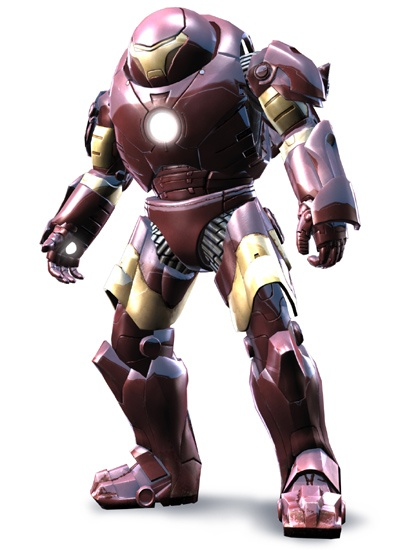Hulkbuster The name says it all. In order to be ready for possible combat with the rampaging monster known as The Incredible Hulk, Tony Stark developed this suit of armor as the ultimate add on to the Iron Man suit. The first version of Iron Mans Hulkbuster armor appeared in Iron Man #304 and enabled Iron Man to lift up to 175 tons as well as provide enough durability to withstand repeated blows from the Hulk.