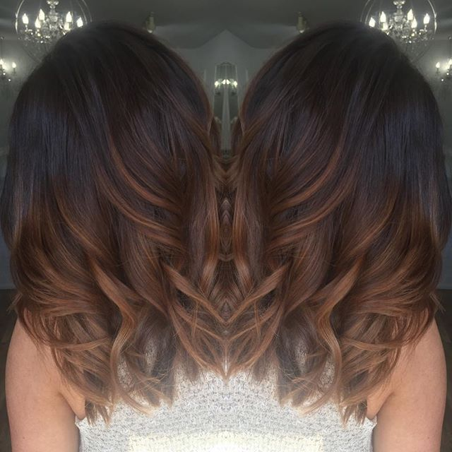 Tonos De Cabello Chocolate, Chocolate Hair Color With Highlights Balayage,  Caramel Highlights For Dark Brown Hair, Highlights Paired, Chocolate Brown  Hair