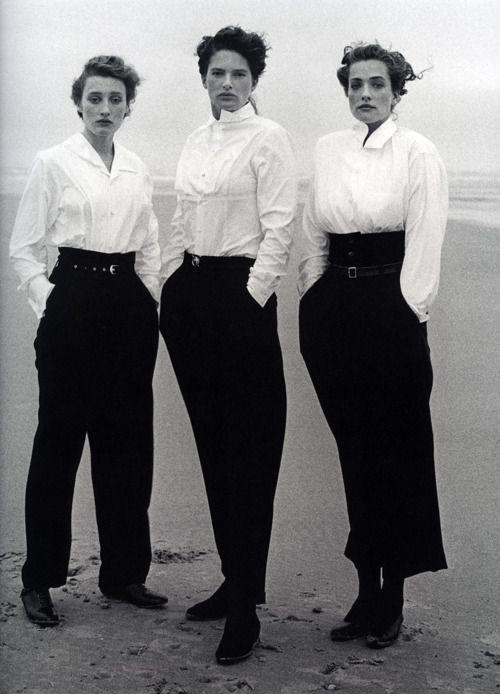 Comme des Garçons 1987.