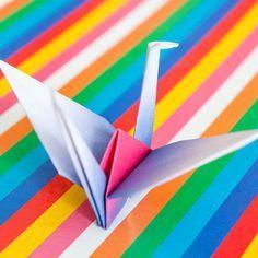 Origami-Kranich falten - so geht's - origami-kranich-falten-q  Rezept
