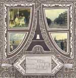 Scrapbooking.com -- Scrapbooking.com -- Layout - Paris 1968 (Page 2) by Paige Eliason