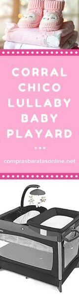 Lullaby Baby Playard sigue el desarrollo del bebé, proporcionando una variedad de configuraciones para dormir, dormir, descansar y jugar: los recién nacidos disfrutarán acurrucarse en la acogedora incubadora durante los primeros meses de vida antes de trasladarse a la cómoda cuna elevada y, finalmente, pasar al espacioso playard. #cuna #corral #camabebé #dormir #bebé #lactanciamaterna #reciennacido #mamá #embarazo