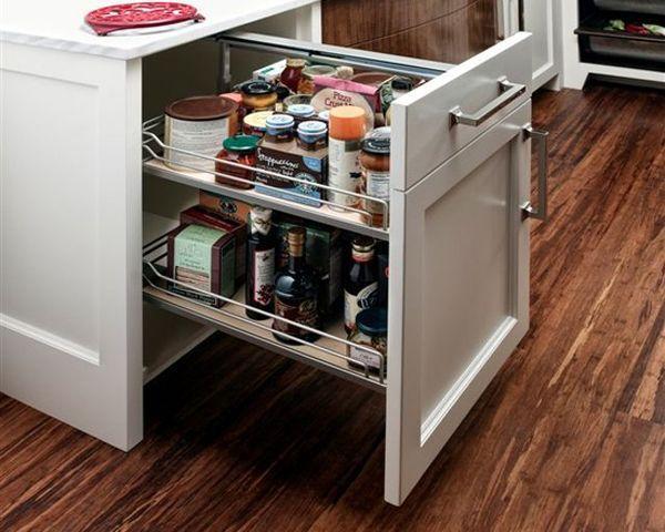 terrific kitchen | Terrific Kitchen Storage Ideas | Traditional kitchen ...