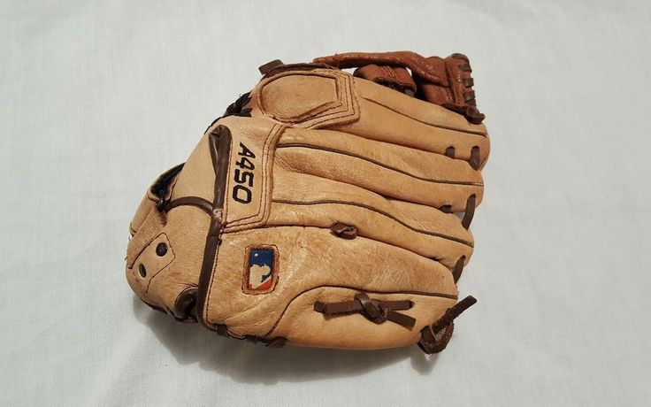 "David Wright Wilson 11"" A0452 Genuine Leather Right Handed Youth Baseball Glove #Wilson"