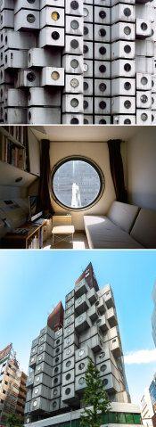 25 construções que provam que a arquitetura japonesa moderna é incrível…