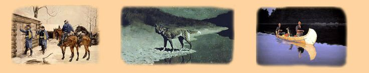 1896 The Wounded Bunkie by Frederic Remington