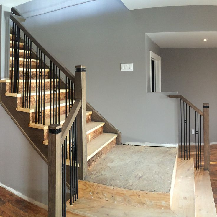 Best 25 Oak Stairs Ideas On Pinterest: Best 25+ Craftsman Staircase Ideas On Pinterest
