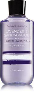 Lavender & Sandalwood Shower Gel - Signature Collection - Bath & Body Works