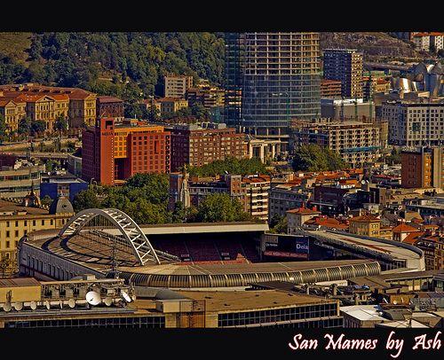 San Mames (Athletic de Bilbao)