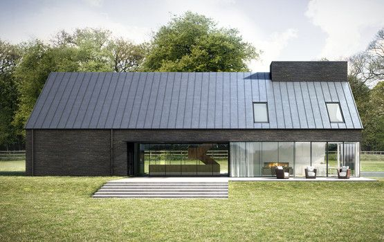 CGI by Assembly Studios of House by Kirkland Fraser Moor