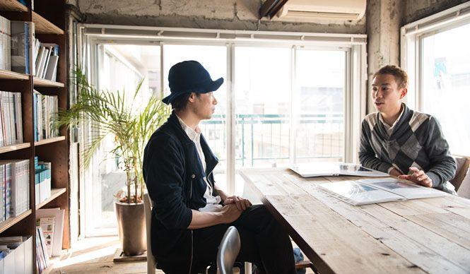写真家・美術家の川久保ジョイさんと写真表現について語り合う(2) 谷尻誠対談