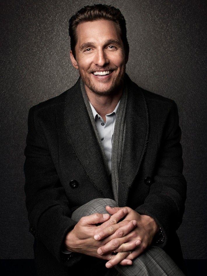 Matthew McConaughey by Luke Fontana